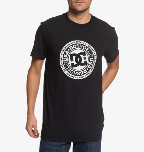 'DC Shoes' Men's T-Shirt ~ Circle Star black
