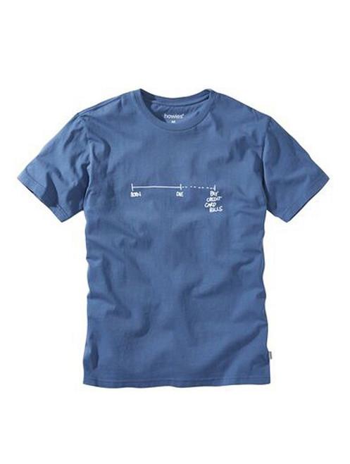 howies Men's Organic Cotton T-Shirt ~ Born Die