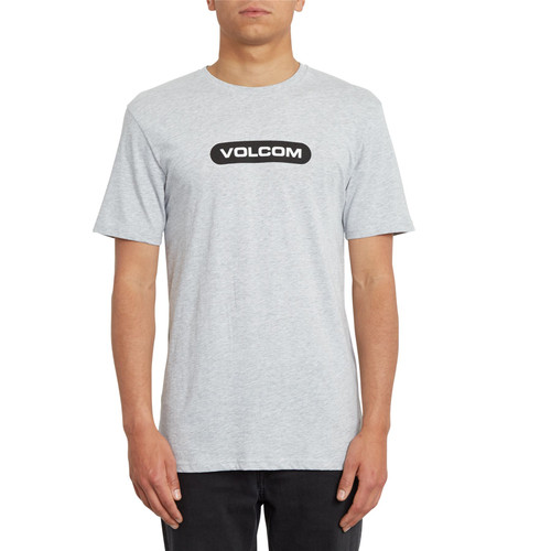 Volcom Heather T-Shirt ~ New Euro BSC grey