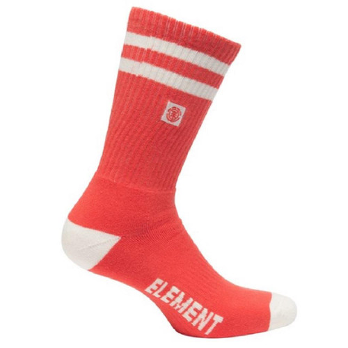 Element Athletic Socks ~ Clearsight grenadine