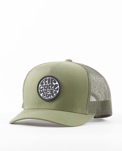 Rip Curl Men's Trucker Snapback Cap ~ Original Wetty