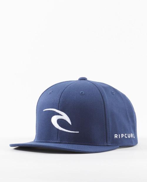 Rip Curl Men's Snapback Cap ~ Tepan SB navy white