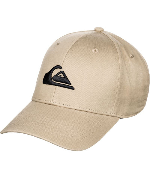 Quiksilver Men's Cap ~ Decades brown