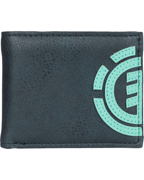 Element Bifold Wallet with CC, Note and Coin Pockets ~ Daily eclipse