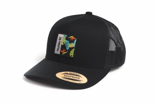 Hurley Men's Trucker Cap ~ Seacliff black