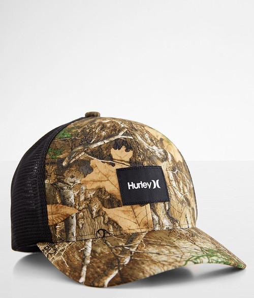 Hurley Men's Trucker Cap ~ RealTree