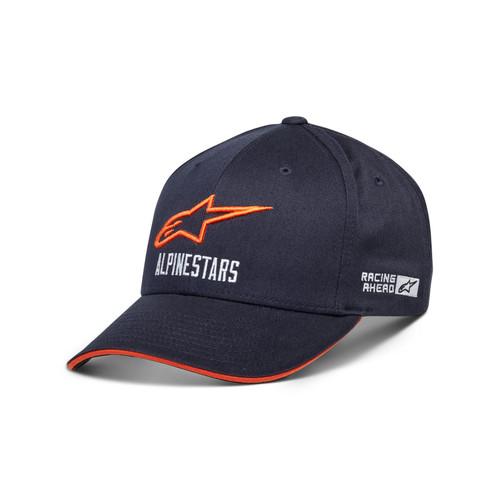 Alpinestars Men's Cap ~ Oval Velo navy