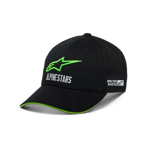 Alpinestars Men's Cap ~ Oval Velo black