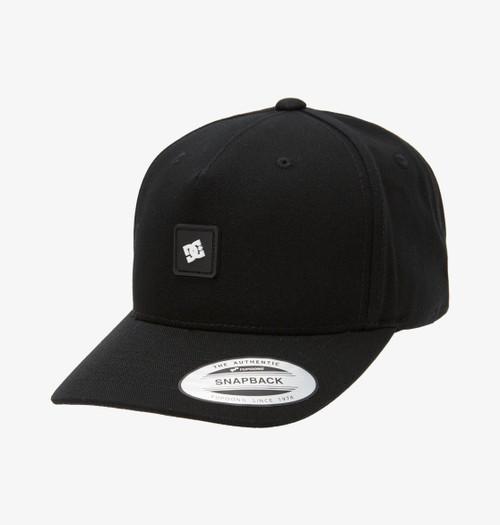 DC Shoes Mens Snapback Cap ~ Snapdripp2 black