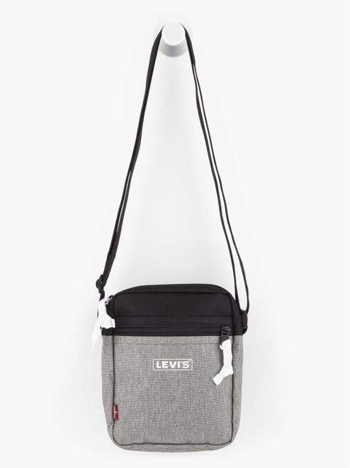 Levi's Unisex Cross-body Bag ~ Colorblock black