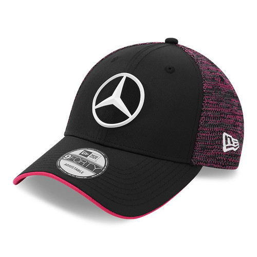 New Era Undervisor Pop 9Forty Cap ~ Mercedes GP