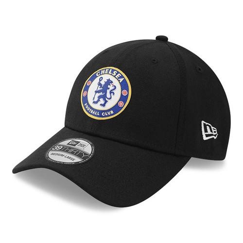 New Era Rear Wordmark 39Thirty Cap ~ Chelsea FC