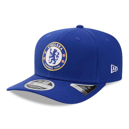 New Era Basic Logo 9Fifty Stretch Snapback Cap ~ Chelsea FC