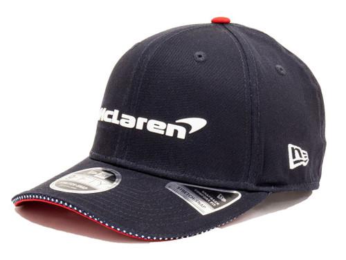 New Era Special Edition 9Fifty Cap ~ McLaren USA