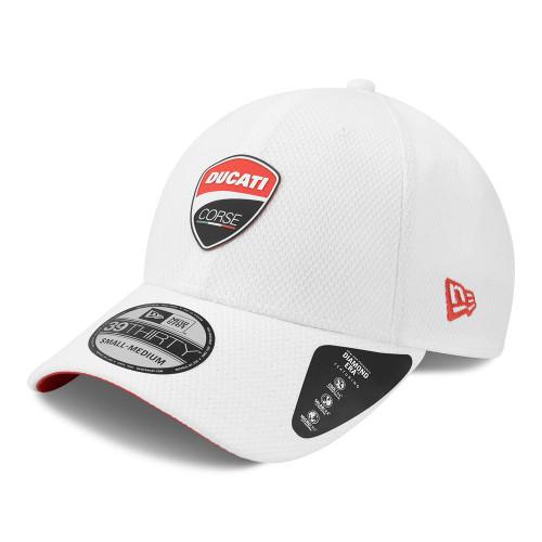 New Era Badge 39Thirty  Diamond Era Cap ~ Ducati