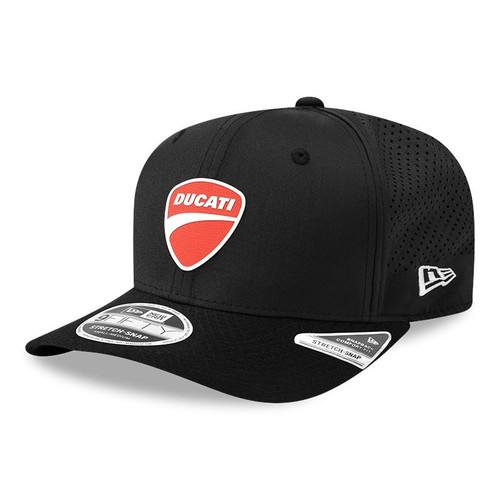 New ErA Perf Badge 9Fifty Stretch Snapback Cap ~ Ducati