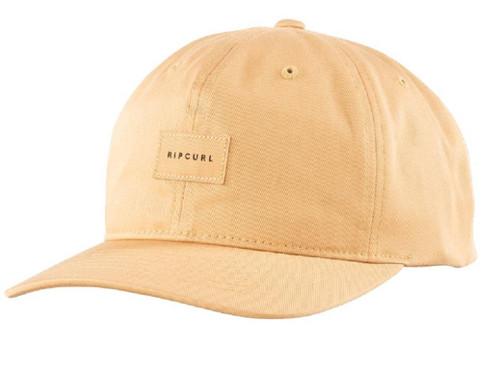 Rip Curl Men's Snapback Cap ~ Wilson SB mustard