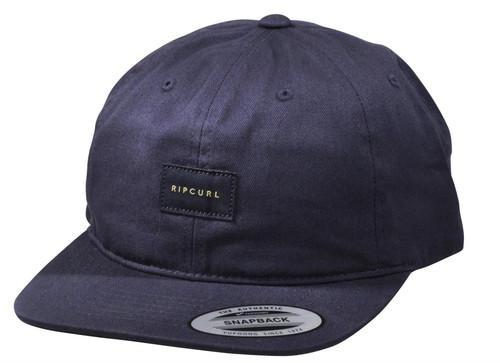 Rip Curl Men's Snapback Cap ~ Wilson SB navy