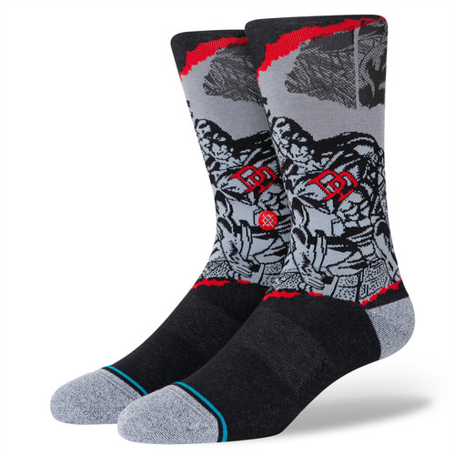 Stance Men's Socks ~ The Daredevil black