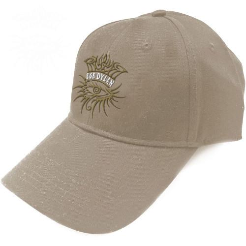 Bob Dylan Snapback Adjustable Cap ~ Eye Icon sand