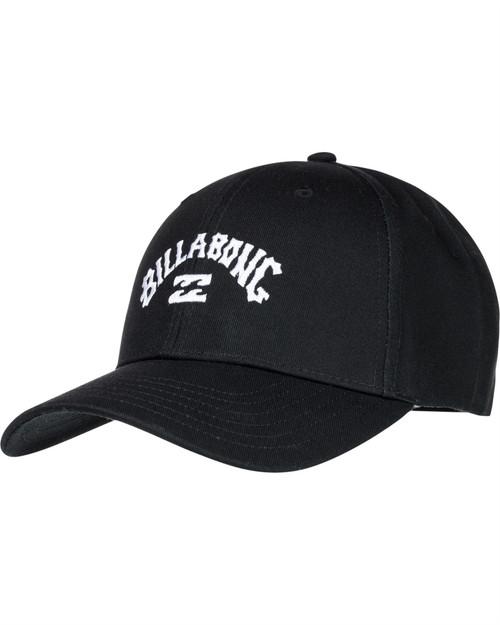 Billabong Men's Snapback Cap ~ Arch black