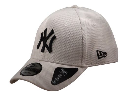 New Era 9Forty Diamond Snapback Era Cap ~ New York Yankees stone