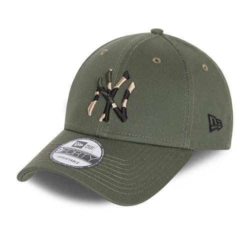 New Era Camo Infill 9Forty Cap ~ New York Yankees military