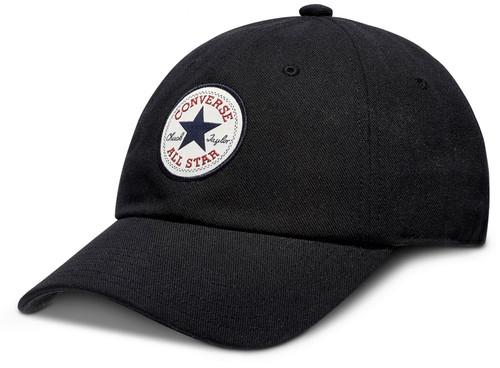 Converse Medium Curve Cap ~ Tipoff Chuck black