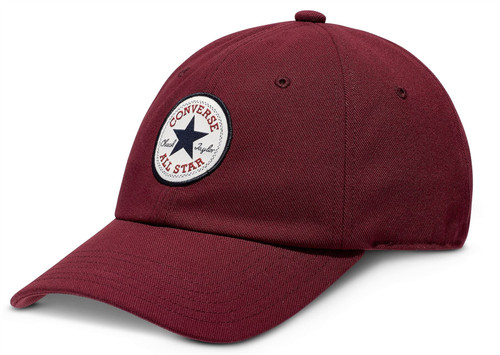 Converse Medium Curve Cap ~ Tipoff Chuck burgundy