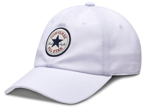 Converse Medium Curve Cap ~ Tipoff Chuck white