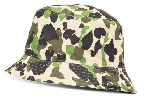 Converse Reversible Bucket Hat ~ Camo Desert