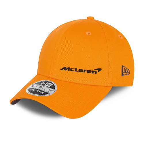 New Era Essential 9FortySS Snapback Team Cap ~ McLaren orange