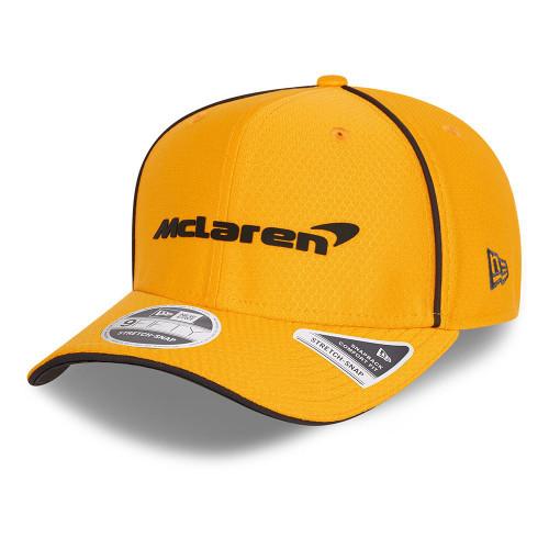 New Era Replica Team Hex 9FiftySS Snapback Cap ~ McLaren orange