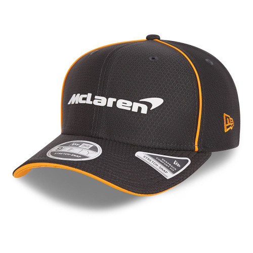 New Era Replica Team Hex 9FiftySS Snapback Cap ~ McLaren black