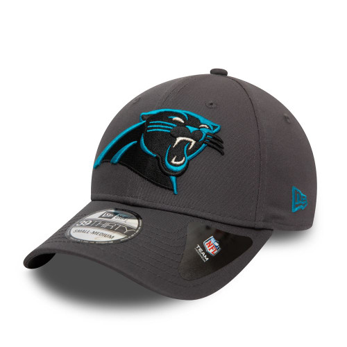 New Era Team 39Thirty Cap ~ Carolina Panthers
