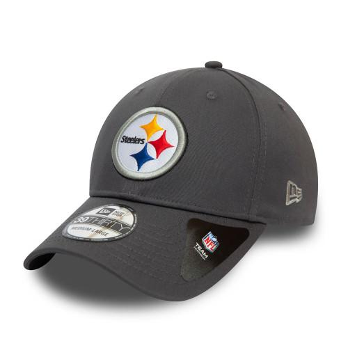 New Era Teaml 39Thirty Cap ~ Pittsburgh Steelers