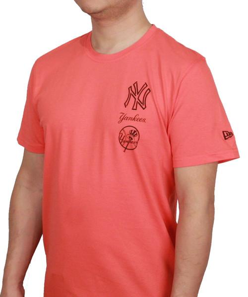New Era and MLB Nights All Pop T-Shirt ~ New York Yankees