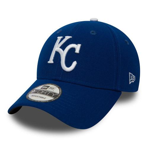 New Era 9Forty Adjustable Curve Cap ~ Kansas City Royals