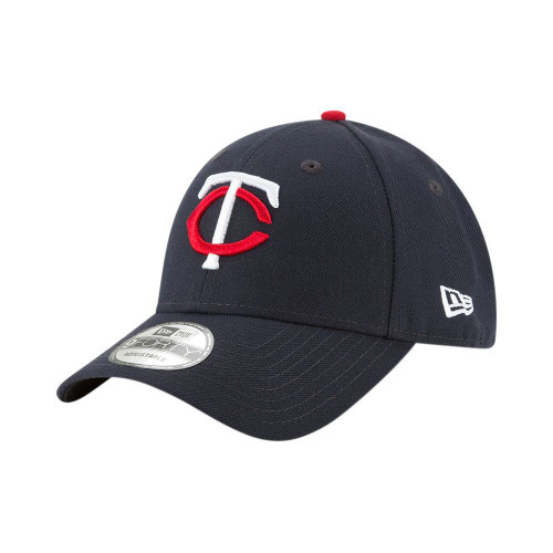 New Era and The League Adjustable 9Forty Curve Cap ~ MINNESOTA TWINS