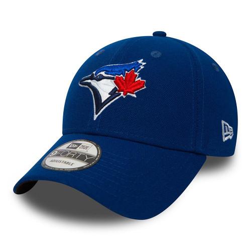 New Era 9Forty Adjustable Curve Cap ~ Toronto Blue Jays