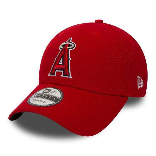 New Era 9Forty Adjustable Curve Cap ~ Los Angeles Angels