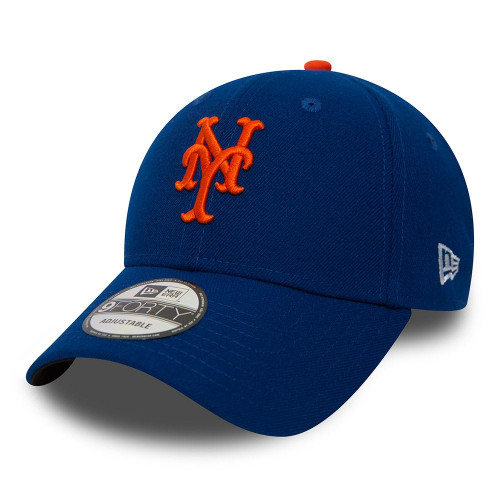 New Era 9Forty Adjustable Curve Cap ~ New York Mets