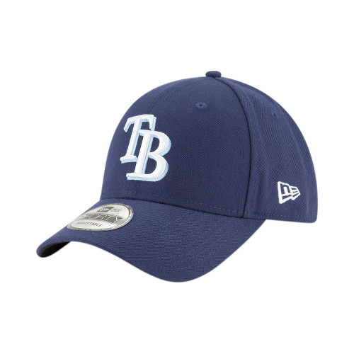 New Era and The League Adjustable 9Forty Curve Cap ~ TAMPA BAY RAYS