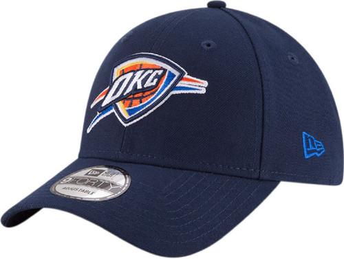 New Era 940 Adjustable League Cap ~ Oklahoma City Thunder navy