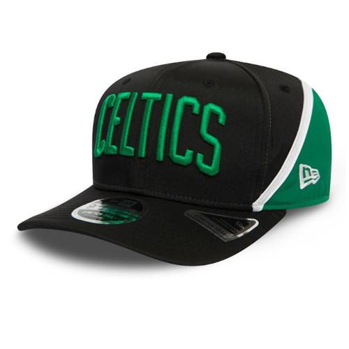 New Era NBA Stretch Snap Hook Cap ~ Boston Celtics