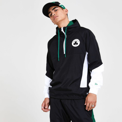 New Era Men's NBA Infill Windbreaker ~ Boston Celtics