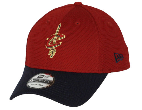 NewEra Team Mesh 9Forty Cap ~ Cleveland Cavaliers