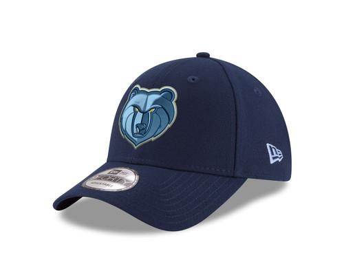 New Era 940 Adjustable League Cap ~ Memphis Grizzlies navy