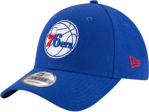 New Era 940 Adjustable League Cap ~ Philadelphia 76ers blue