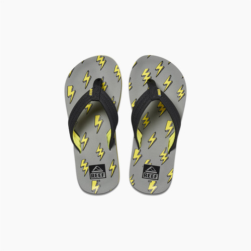 Reef Kids Sandals ~ Ahi High Voltage
